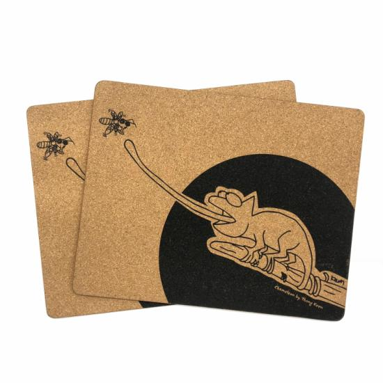 Placemats (Set of 2) Chameleon by Thong Keen