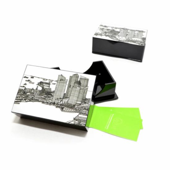 BUSINESS CARD BOX - CBD