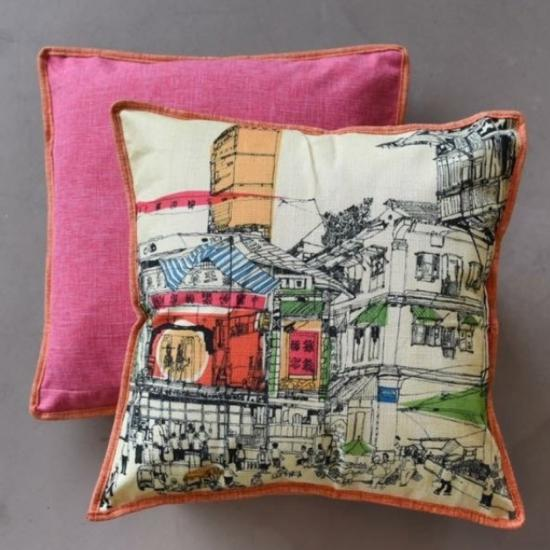 Cushion Cover - Smith St