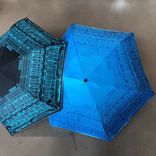 Foldable Umbrella –Pagoda St (Jonathan Cai)
