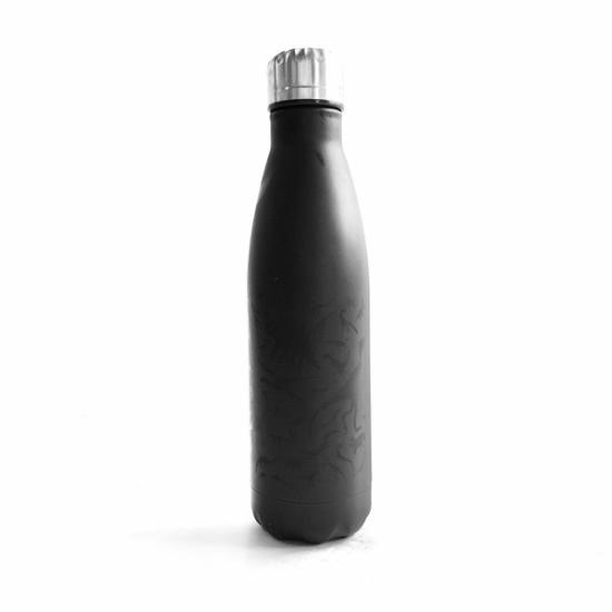 Thermal Water Bottle - Black