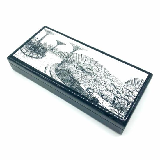 Stationery Box (Small) - Gardens by the Bay