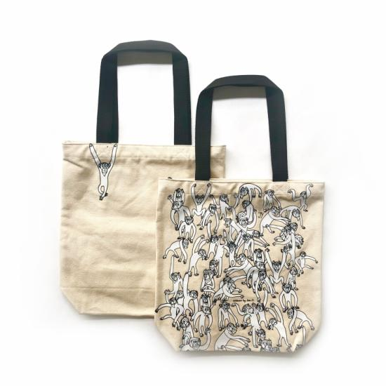 Gibbons Zipper Tote – Natural Canvas