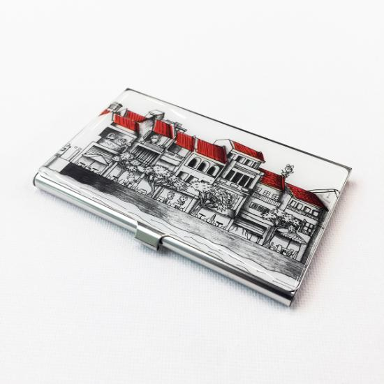 Business Card Case - Boat Quay