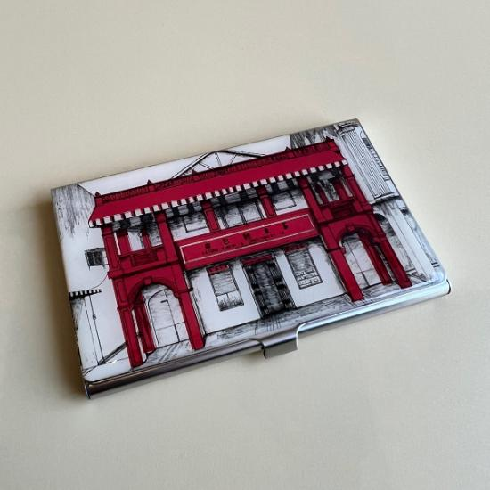 Business Card Case - Katong Red House