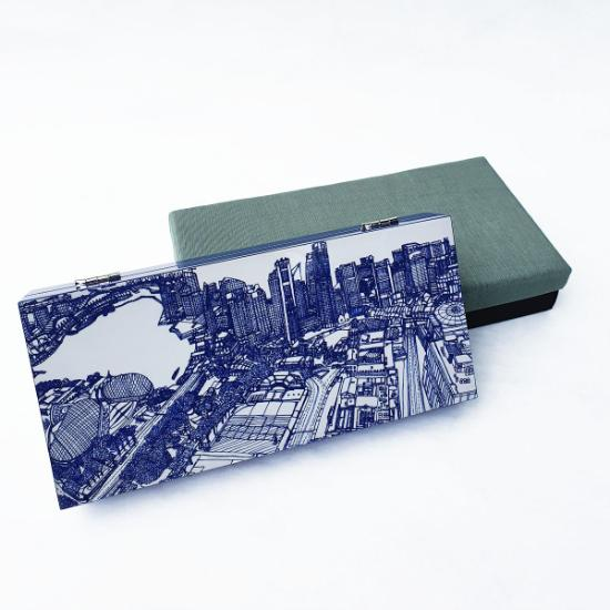 Medium Stationery Box - CBD