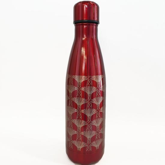 Thermal Water Bottle - Supertree Red