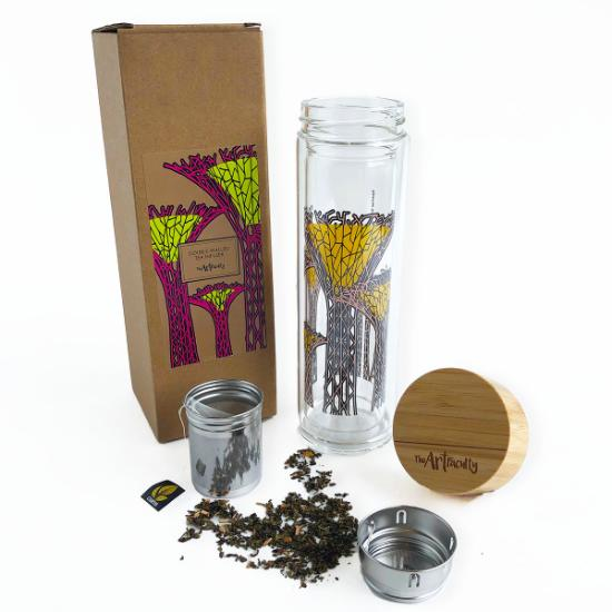 Double-wall Tea Infuser - Supertree Grove