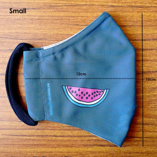 Face Mask - Watermelon (Adults Small)