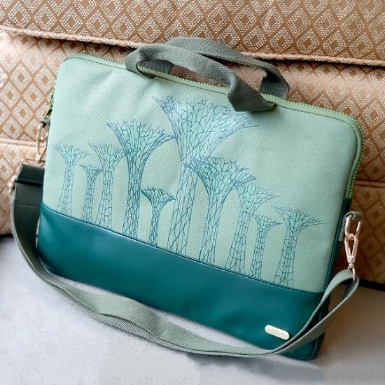 Laptop Bag  - Supertree Grove