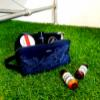 Gentleman's Washbag (Navy) - Paper Boats