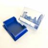 Business Card Box (Navy Blue) - The Marina View