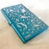 Dino Card Case - Blue