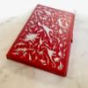 Dino Card Case - Red