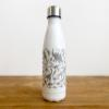 Thermal Water Bottle - Dino (White)