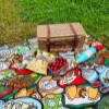 Picnic Mat - Hawker Food