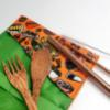 Cutlery Set with Pouch - Big Feast
