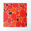 Eco Beeswax Food Wrap - Adipocytes Red