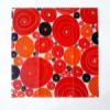 Eco Beeswax Food Wrap - Calliostoma Red