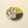 Fridge Magnet - Rhinoceros by Hairil