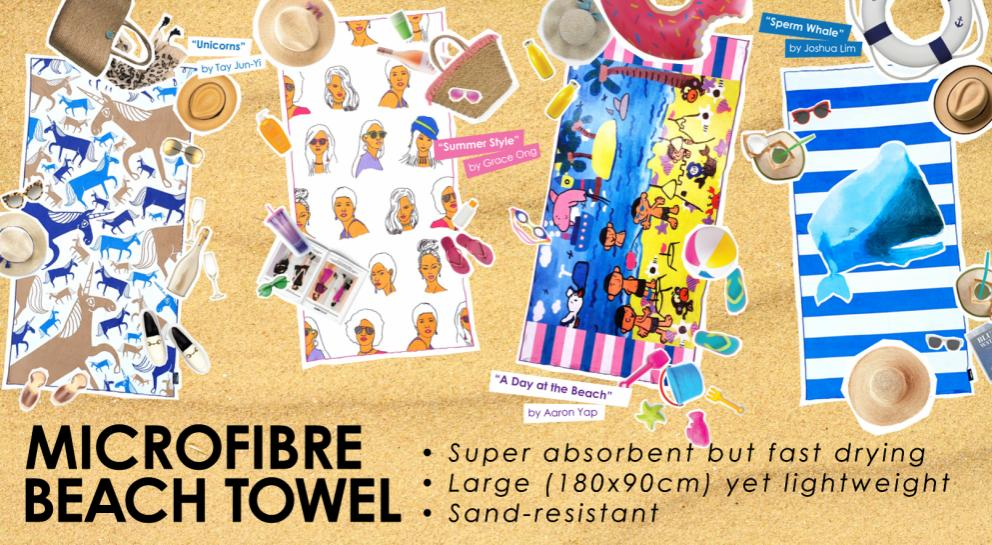 ALL Beach Towels