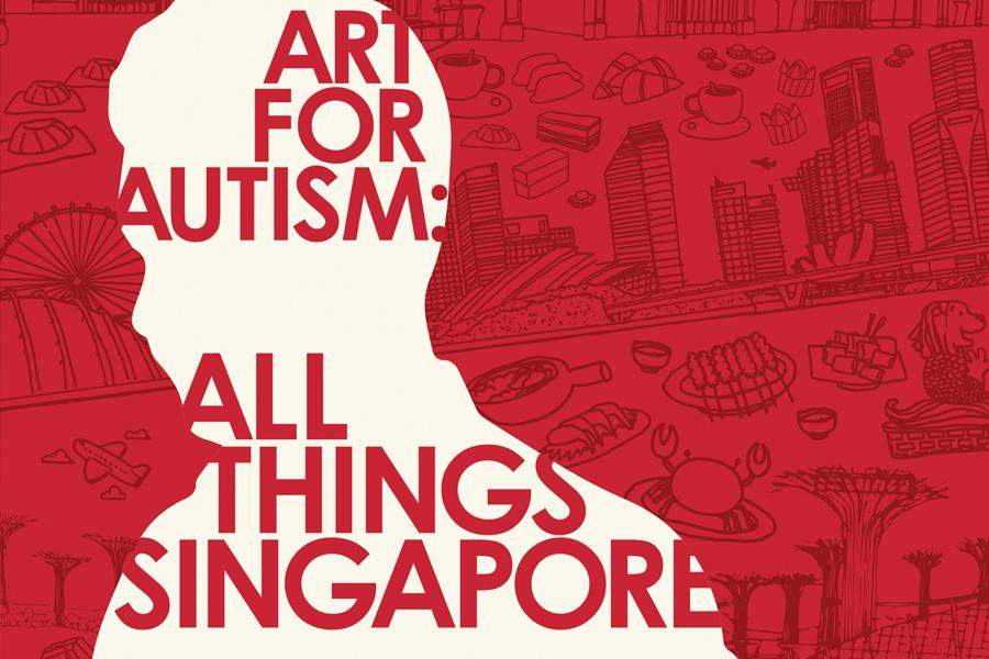 ART FOR AUTISM EXHIBITION