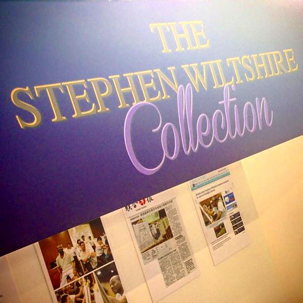 The Stephen Wiltshire Collection