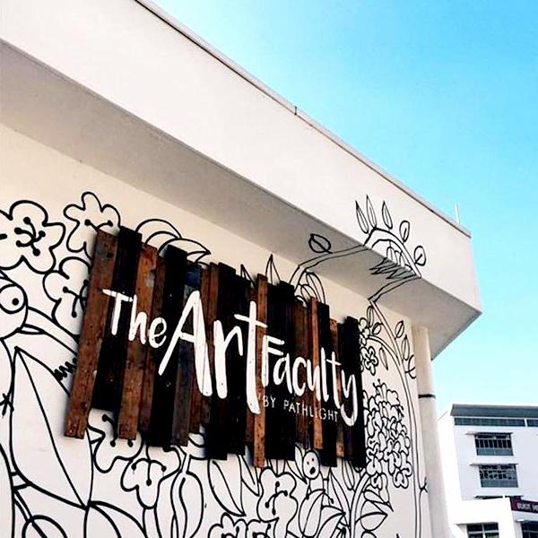 THE ART FACULTY SG