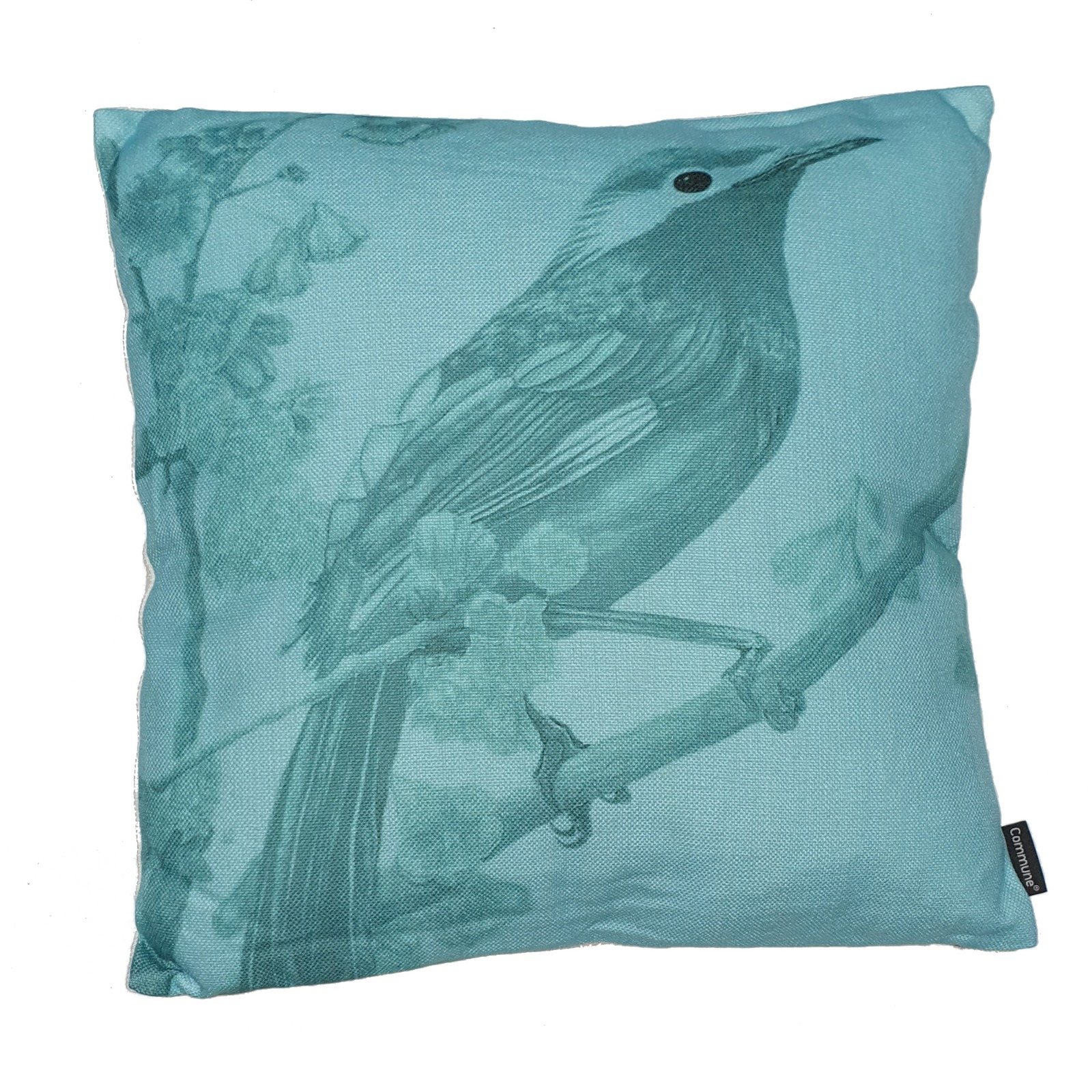 Cushion Cover with Insert - Bird & Blossom