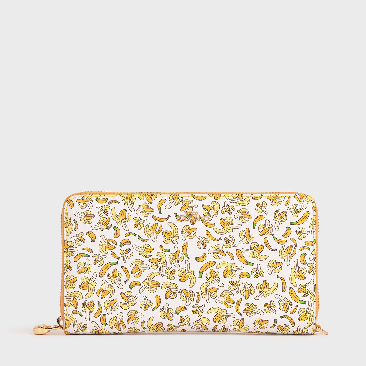 Toscano Long Wallet - Bananas