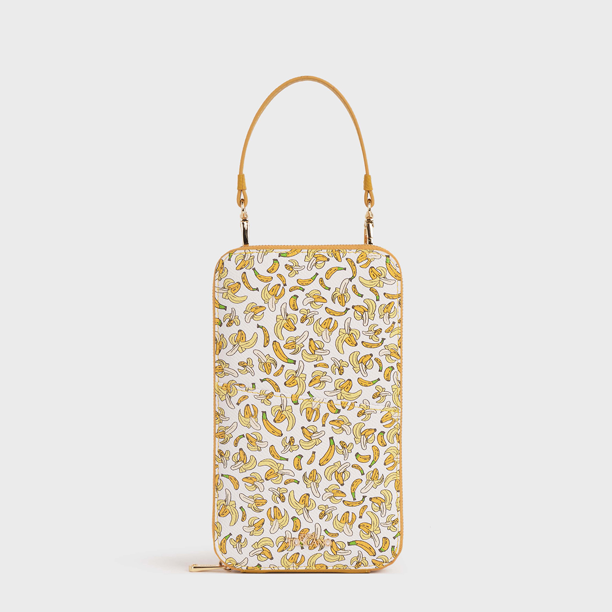 Toscano Mobile Phone Bag - Bananas